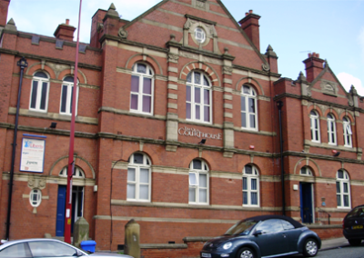 Tameside Offices To Rent | The Old Courthouse, Dukinfield
